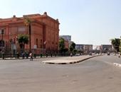 تغيير زجاج المتحف المصرى لحجب أشعة الشمس عن الآثار بتكلفة مليون جنيه