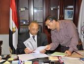محافظ بنى سويف:النزول بالحد الأدنى للقبول بالثانوى العام من 210 لـ 209