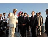 ننشر صورا جديدة لفعاليات زيارة الرئيس إلى روسيا