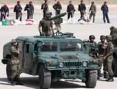 الجيش الأردنى يحبط تسلل 4 أشخاص حاولوا اجتياز حدوده
