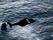 حلف الأطلسى: تحطم هليكوبتر عسكرية كندية فى البحر المتوسط