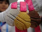 البعثة المصرية تبدأ رحلة البحث عن الذهب فى الألعاب الأوليمبية للشباب