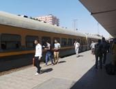 السكة الحديد تبدأ اليوم حجز قطارات العيد الإضافية بزيادة 30جنيها للتذكرة