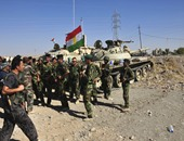 المرصد السورى : الأكراد ينتزعون بلدة بشمال سوريا من يد تنظيم داعش