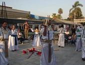 """بالصور.. عرض  """"أم الدنيا"""" على مسرح الميدان بدار الأوبرا"""