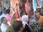 """""""الزراعة"""" ذبح 211 عجلا وتوزيعها فى منافذ 13 محافظة بسعر 55 جنيها للكيلو"""