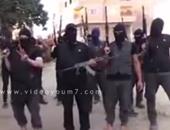 """اليوم.. """"جنايات القاهرة"""" تنظر محاكمة 215 متهما فى قضية """"كتائب حلوان"""""""