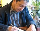 """محمد المخزنجى يوقع أحدث أعماله فى مكتبة """"أ"""".. الليلة"""