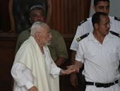 """انقضاء الدعوى الجنائية لمهدى عاكف بـ""""أحداث مكتب الإرشاد"""""""