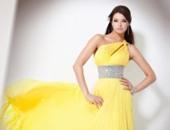 بالصور.. اللون الأصفر يسيطر على سوق الأزياء الفرنسى