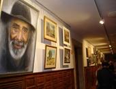 """الفلاحة والصياد والعامل..وجوه المجتمع المصرى فى معرض """"مصر حماها الله"""""""