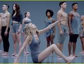 """بالفيديو والصور..كليب تايلور سويفت """"Shake It Off"""" يحقق 13 مليون مشاهدة فى 48 ساعة"""