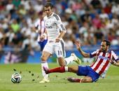 صور.. كأس السوبر الأوروبى يزين ملعب قمة ريال مدريد وأتلتيكو