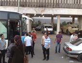 تحرك فوج الدقهلية للسفر إلى مشروع حفر قناة السويس