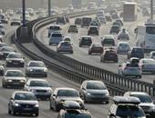 ضبط 35 ألف مخالفة مرورية بالشوارع والميادين خلال 24 ساعة