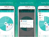 """بالصور.. """"MediSafe Meds & Pill Reminder"""" تطبيق لتذكيرك بميعاد الدواء"""