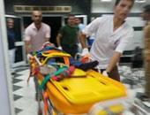 وصول 4 مصابين بأحداث سيناء لمستشفيات الإسماعيلية