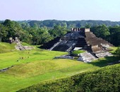 العثور على مدينتين من حضارة المايا فى غابة بالمكسيك