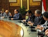 """""""السيسى"""" يكشف مؤامرات """"المال الحرام"""" فى الإعلام الممول من قطر وتركيا لضرب استقرار مصر"""