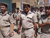 أمن شمال سيناء ينتهى من فحص 40 شاليه بالعريش