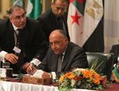 غدًا.. مصر تشارك فى الاجتماع الوزارى الدولى حول الموصل بباريس