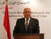 مصر تطالب الدول الأوروبية بتبنى مواقف حاسمة وواضحة ضد الإرهاب