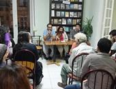 """بالصور.. مناقشة رواية """"إلياس"""" لأحمد عبد اللطيف بدار العين"""