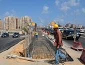 المرور: أعمال تطوير لكوبرى العمرانية لمدة شهر دون تحويلات