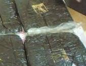 حبس 3 تجار مخدرات بعد ضبطهم وبحوزتهم كيلو حشيش وأفيون بسوهاج