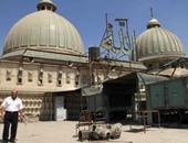 """خطيب مسجد النور بالعباسية: """"حب الأوطان يجمع أهل الإسلام فى كل مكان"""""""