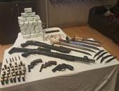 ضبط 3 بلطجية بالإسكندرية يفرضون الإتاوة على المواطنين تحت تهديد السلاح