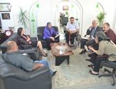 القوى العاملة تبحث مع المنظمة العربية لذوى الإعاقة مشروعا لبناء القدرات