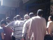 """""""صحافة المواطن"""" فيديو لسباب بين مواطنين وموظف سجل مدنى البوهى بإمبابة"""