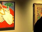 افتتاح معرض فن بلا أسوار بكاتدرائية القديس مرقس بالإسكندرية الاثنين