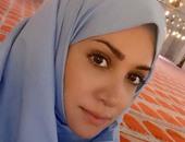 ديانا حداد تظهر بالحجاب خلال زيارتها لمسجد سليمان القانونى بإسطنبول