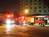 السيطرة على حريق شقة سكنية بشارع جامعة الدول العربية دون إصابات