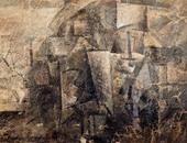 """الولايات المتحدة الأمريكية تسلم فرنسا لوحة بيكاسو المسروقة """"لا كوافيز"""""""