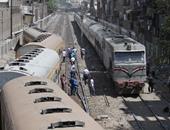 النشرة اليومية للسكة الحديد:14% تأخيرات بقطارات الصعيد و12% بالوجه البحرى أمس