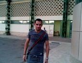 طرد أحمد عيد عبد الملك فى مواجهة المقاصة والطلائع للاعتراض