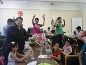 بدء فعاليات أنشطة الطفل والمواهب بثقافة طور سيناء