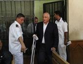 """بالصور..وصول إبراهيم سليمان والمتهمين فى قضية """"سوديك"""" لمحكمة الجنايات"""