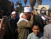 أوقاف سوهاج تقرر تكثيف العمالة داخل مسجد العارف بالله لحين انتهاء المولد