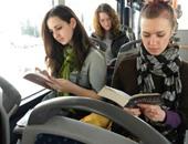 خد كتاب بدل التذكرة..مدينة رومانية تقدم توصيلة مجانا لمن يقرأ بالأتوبيس