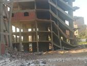 إزالة تعديات من على أملاك الدولة فى أحياء بالقاهرة ورفع إشغالات بالعتبة
