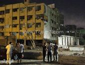 لحظة بلحظة .. تغطية أحداث انفجار استهدف مبنى الأمن الوطنى بشبرا
