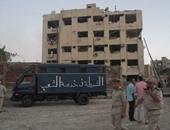 الصحة: إصابة 29 فى انفجار الأمن الوطنى بشبرا الخيمة ولا وفيات