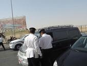 القبض على المتورطين بحادث سيارة حلوان.. ومصدر: ليس له علاقة بالإرهاب