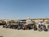 أمن مطروح يحبط محاولة تسلل 309 مصريين إلى ليبيا