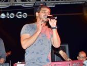 """بالصور.. محمد رشاد يحيى حفل الصيف فى """"هيديج"""" بالساحل الشمالى"""