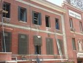 بالفيديو والصور.. الانتهاء من أعمال ترميم مبنى القنصلية الإيطالية بنسبة 85%